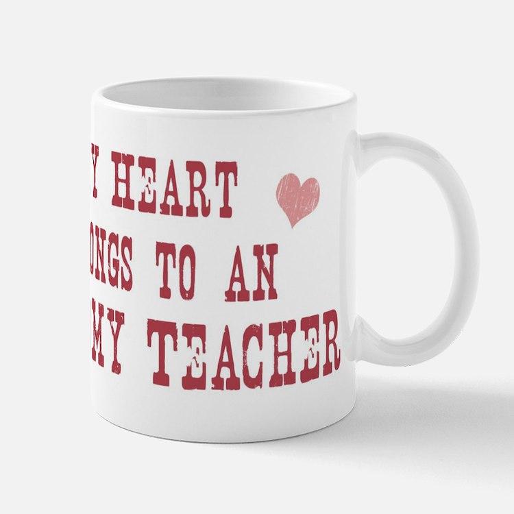 Belongs to Anatomy Teacher Mug