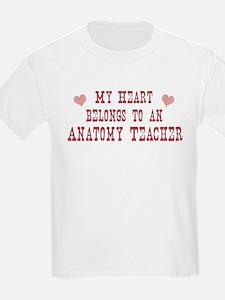 Belongs to Anatomy Teacher T-Shirt