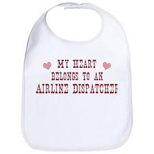 Belongs to Airline Dispatcher Bib