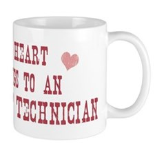Belongs to Aircraft Technicia Mug