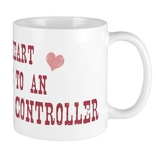 Belongs to Air Traffic Contro Small Mug
