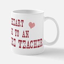 Belongs to Agriculture Teache Mug