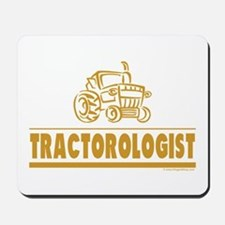 Funny Tractor Mousepad