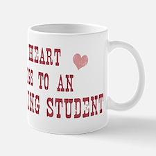 Belongs to Advertising Studen Mug