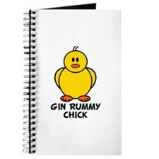 Gin Rummy Chick Journal