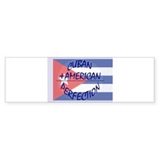Cuban American heritage Bumper Sticker (10 pk)