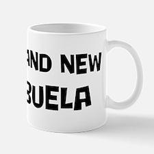 Brand New Abuela Mug