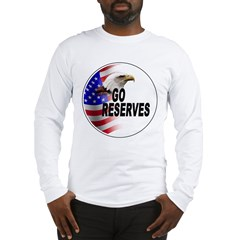 Go Reserves (Front) Long Sleeve T-Shirt