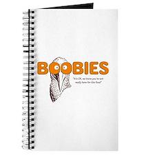 Boobies Journal