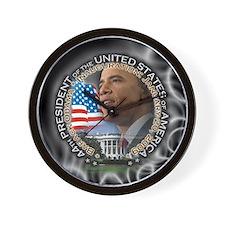 Unique Obama inauguration Wall Clock