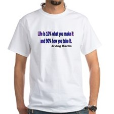 Irving Berlin quote Shirt