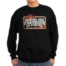 CRABBERS GO DEEPER Sweatshirt