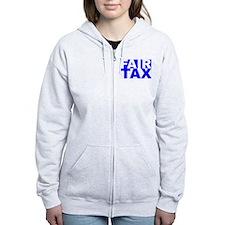 Fair Tax Zip Hoodie