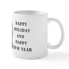 Fire Dept Christmas Mug