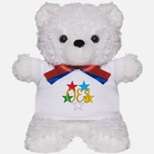Eastern Star Circle of Stars Teddy Bear