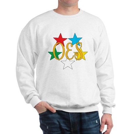 Eastern Star Circle of Stars Sweatshirt