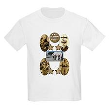 WWII Memorial 10/5/05 Kids T-Shirt
