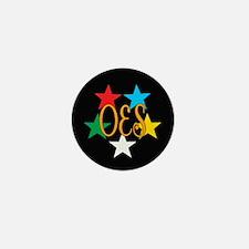 Eastern Star Circle of Stars Mini Button
