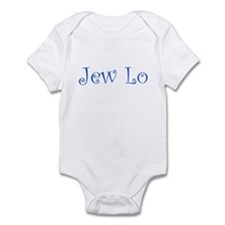 Jew Lo Infant Bodysuit