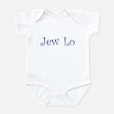 Jew Lo Infant Bodysuit