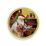 Santa at home with Syenna 3.5