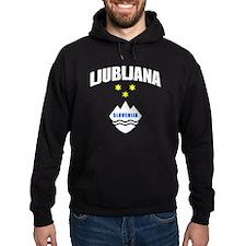 Ljubljana Hoodie