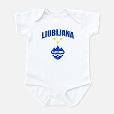 Ljubljana Infant Bodysuit