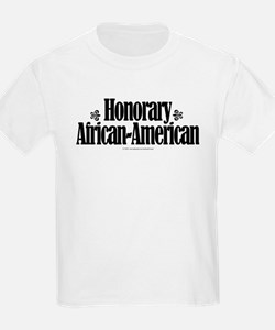 Honorary African-American. Kids T-Shirt