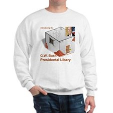 Bush Libary Sweatshirt