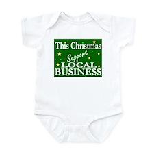 Local Support Infant Bodysuit