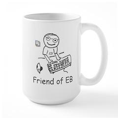 Friend of EB Mug