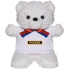 Policia Teddy Bear
