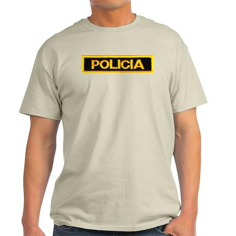 Policia Light T-Shirt