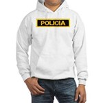 Policia Hooded Sweatshirt