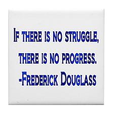 Unique Douglass Tile Coaster