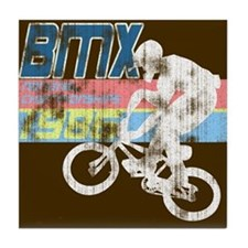 Worn 1986 BMX Champs Tile Coaster