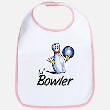 Lil Bowler Bib