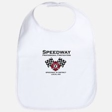 Speedway Firefighters Race Fl Bib