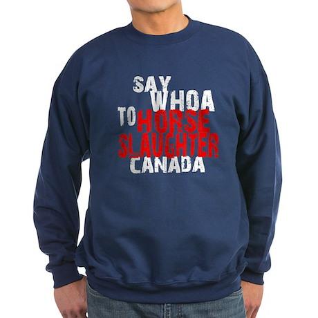 CHDC SayWhoa: Sweatshirt (black or navy)