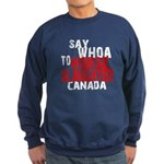 CHDC SayWhoa: Sweatshirt (black or navy)