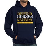 CHDC Gold: Hoodie (black or navy)