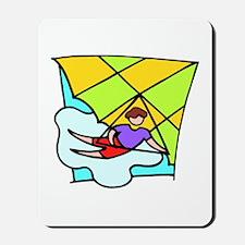 Hang-gliding Mousepad