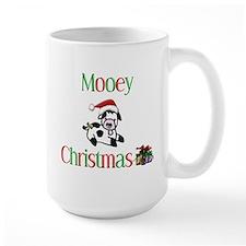 Mooey Christmas Mug