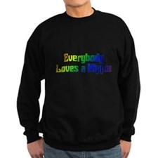 Everybody Loves A Hippie Jumper Sweater