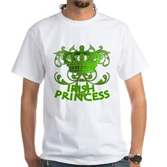 Crown and Scroll Irish Princess Shirt