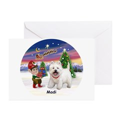Take Off #2/ with Madi Greeting Cards (Pk of 10)