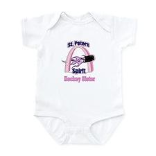 Hockey Sister infant