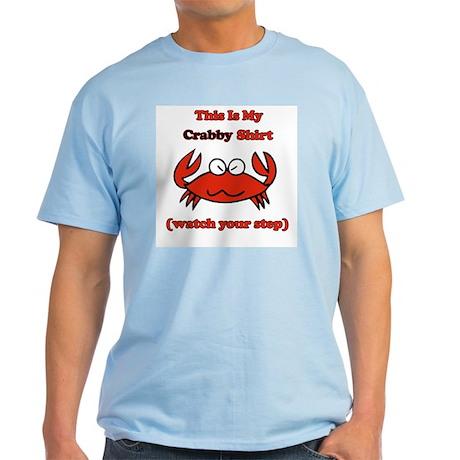 My Crabby Shirt Light T-Shirt