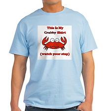 My Crabby Shirt T-Shirt