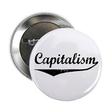 "Capitalism 2.25"" Button"